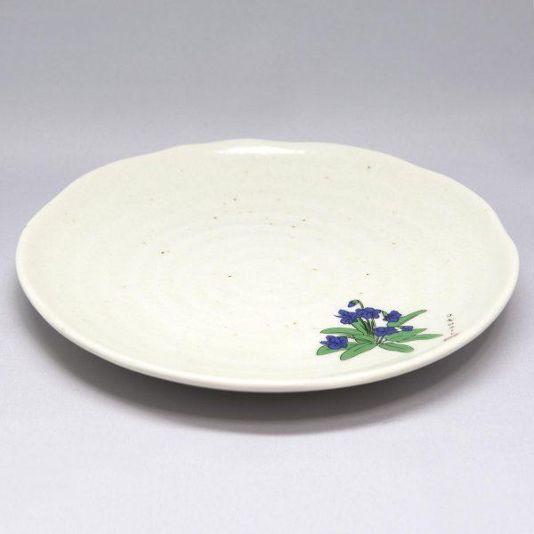 粉引5.0皿