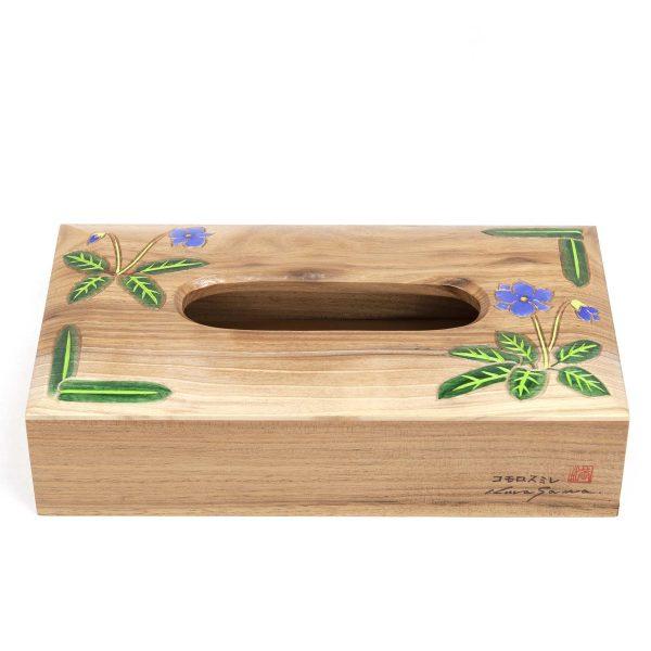 薄型用ティッシュボックスケース